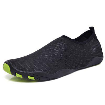 Men Stylish Quick Drying Barefoot Water Skin Shoes