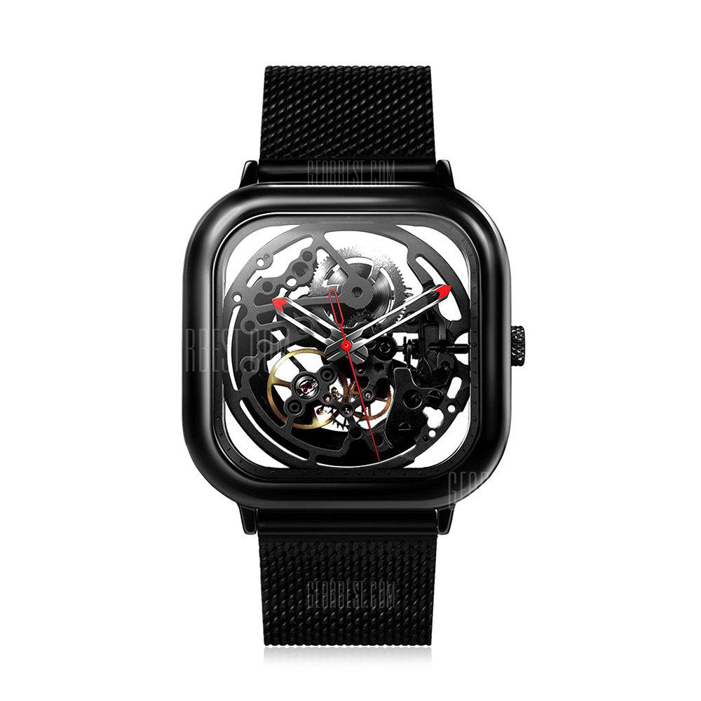 Gearbest Xiaomi CIGA Automatic Mechanical Watch - BLACK