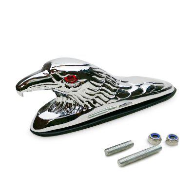 Motorcycle Eagle Head Ornament Front Fender Decor
