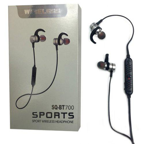 SQ - BT700 Metal Magnetic Switch Sports Bluetooth Headset -  8.03 Free  Shipping 303a1190ac