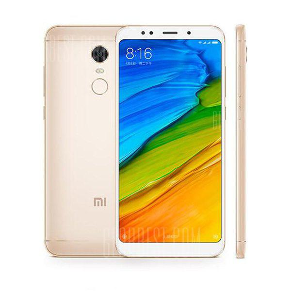 Bons Plans Gearbest Amazon - Xiaomi Redmi 5 Plus 3GB RAM Version International.