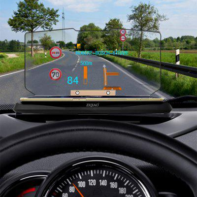 ZIQIAO Navigation HUD Display