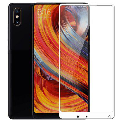 ASLING Phone Full Tempered Glass for Xiaomi Mi Mix 2S 2pcs