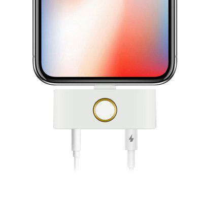 8 Pin Adapter with Home Button