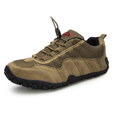Men Outdoor Breathable Anti-slipHiking Athletic Shoes
