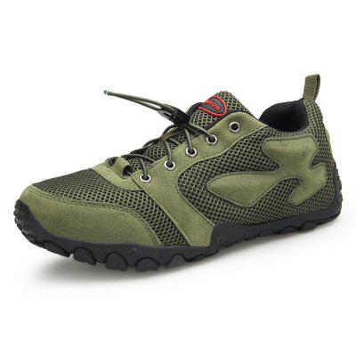 Trendy Outdoor Breathable Anti-slip Hiking Athletic Shoes