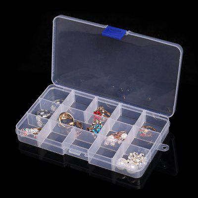 Multifunction 15 Shelves Detachable Cosmetic Container