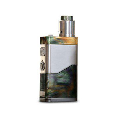 WISMEC Luxotic NC 250W 20700 Kit with Guillotine V2 RDA