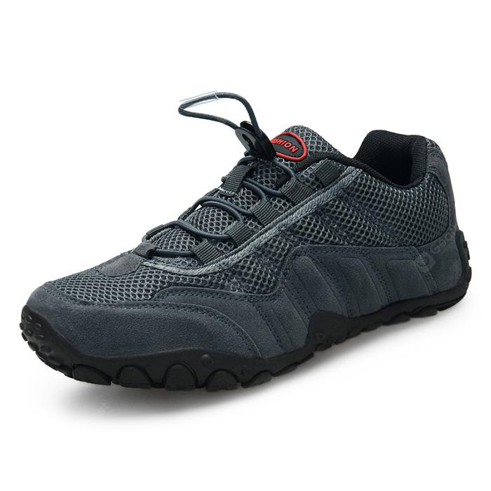 Men Outdoor Breathable Anti-slip Hiking Athletic Shoes
