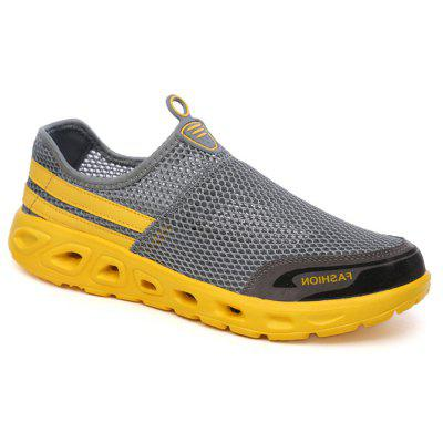 Men Breathable Quick-dry Mesh Sports Shoes