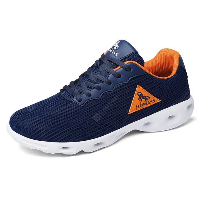HOMASS BreathableLightweight Athletic Shoes for Couple