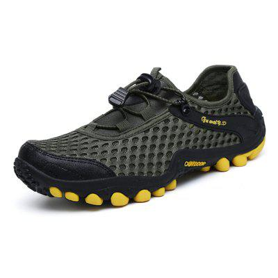 Men Stylish Outdoor BreathableAthletic Shoes