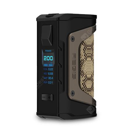 Geekvape Aegis Legend Mod 200W - FALL LEAF BROWN