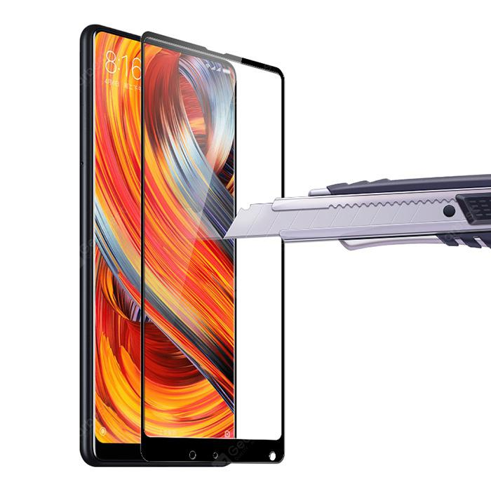Luanke Full Tempered Glass for Xiaomi Mi Mix 2S