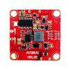 HGLRC AirbusF4 Flight Control integrált OSD-vel - LAVA RED