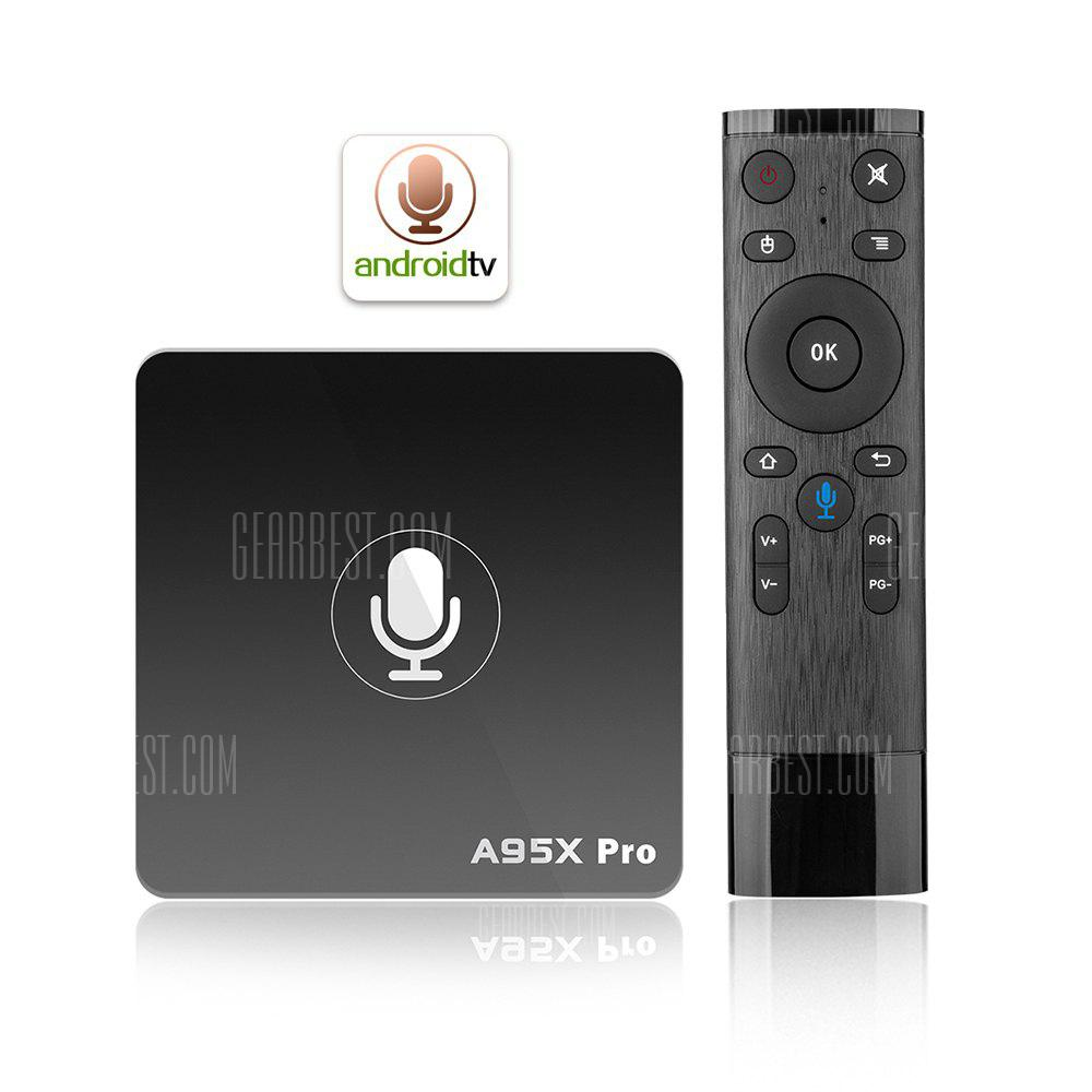 Bons Plans Gearbest Amazon - A95X PRO Android TV Box