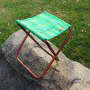 Aotu AT6751 Folding Portable Compact Stool - ZOMBIE GREEN