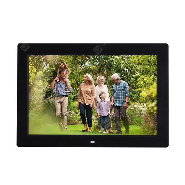 1223 Digital Photo Frame 12 inch with Remote Control - $65.76 Free ...