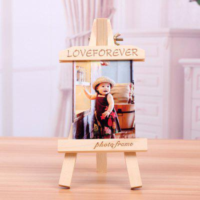Practical Wooden Photo Frame