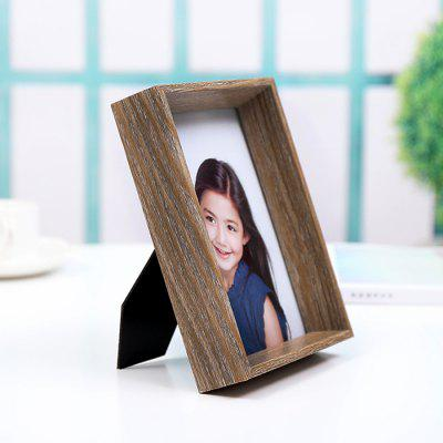 Creative Wooden Photo Frame