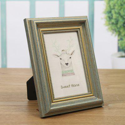 Creative Practical Wooden Photo Frame