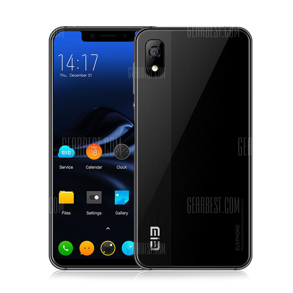 Bons Plans Gearbest Amazon - Elephone A4