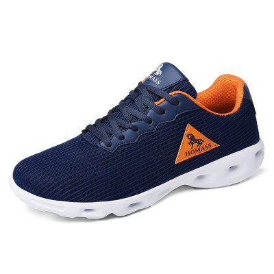 HOMASS Lightweight Breathable Sports Shoes for Couple