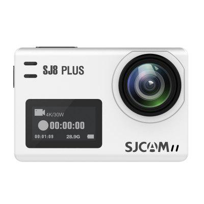 SJCAM SJ8 Plus Native Dual Screen WiFi Action Camera