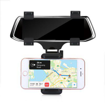 240 Degree Swing Car Rearview Mount Holder for Phone