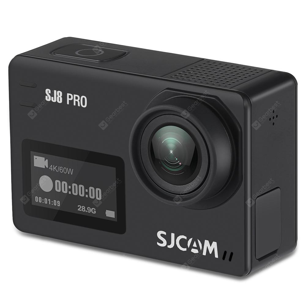 ChinaBestPrices - Original SJCAM SJ8 Pro 4K 60fps WiFi Action Camera