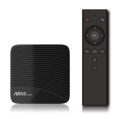 MECOOL M8S PRO Android TV OS  with Voice Control 2GB DDR4 + 16GB ROM Image