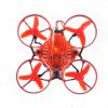 Happymodel Snapper6 65mm Indoor Brushless RC Drone - BNF - FIRE ENGINE RED