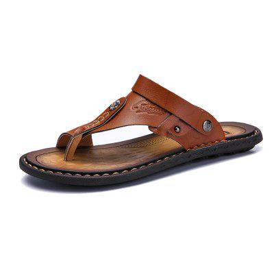 Men Leisure Outdoor Dual-use Flip-flops Sandals