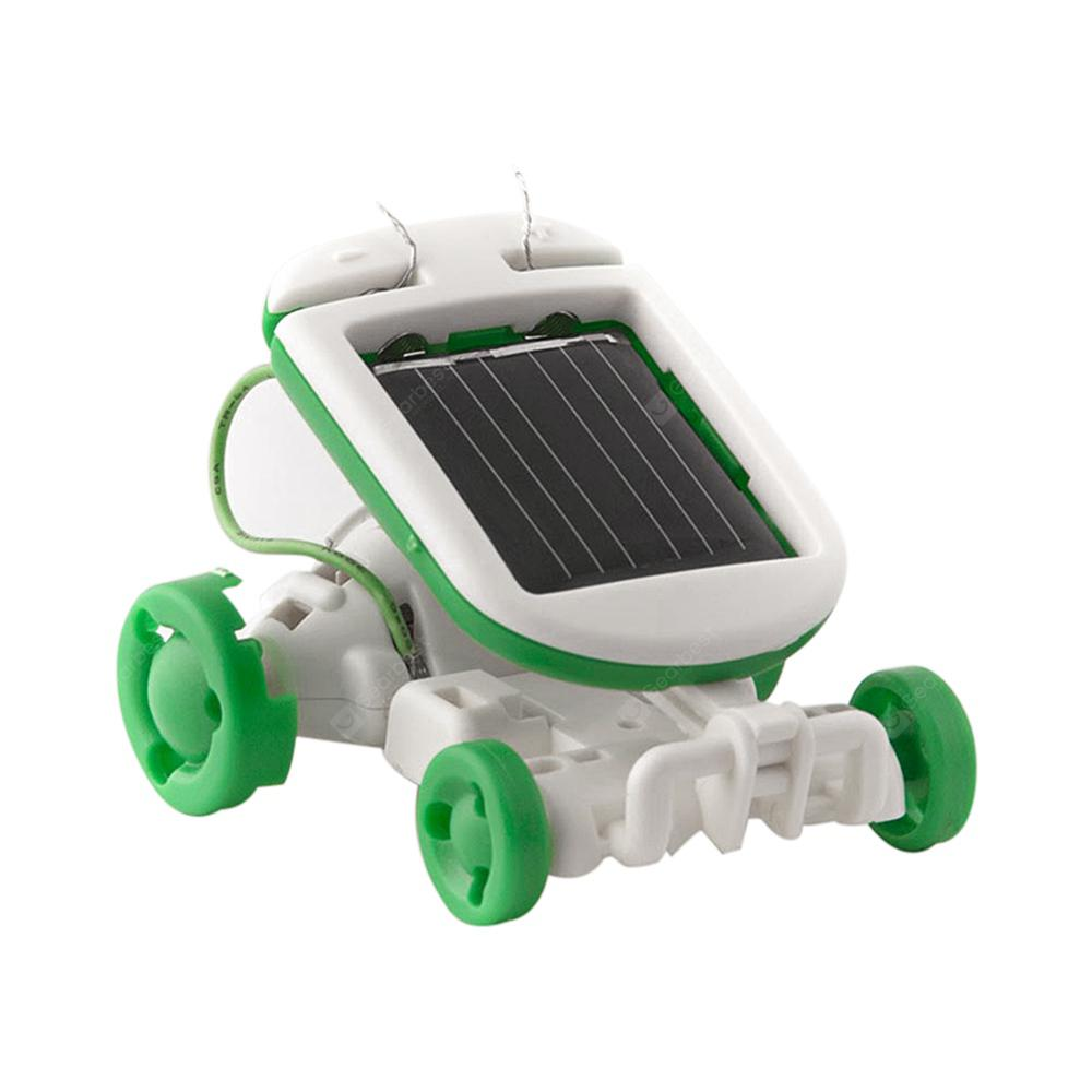 Gearbest 6-in-1 Solar Toy DIY Kit