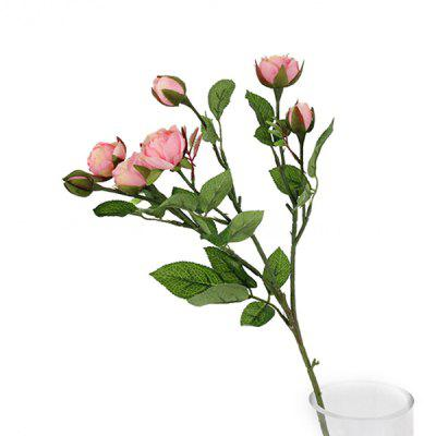 Accessori ornamentali per fiori artificiali in rosa 1pz