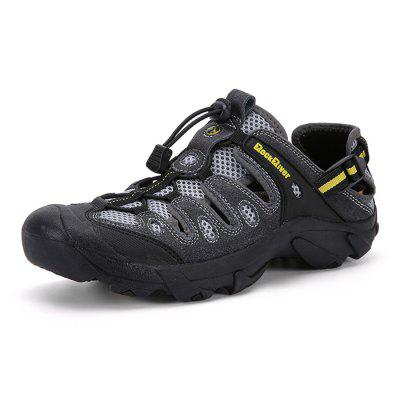 Men Stylish Outdoor Hollow-out Breathable Sandals