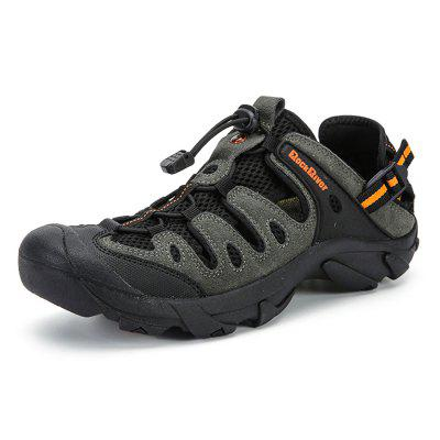 Men Stylish Outdoor Hollow-out BreathableSandals