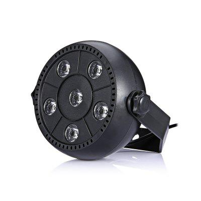 9W 3 in 1 LED Stage Light