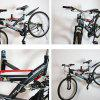 Bicycle Lift Ceiling Hook Mounted Bike Wall Hanging Rack - MULTI-A