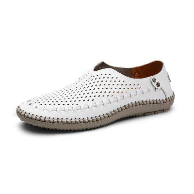 Slip-on Loafer Casual da uomo traspirante