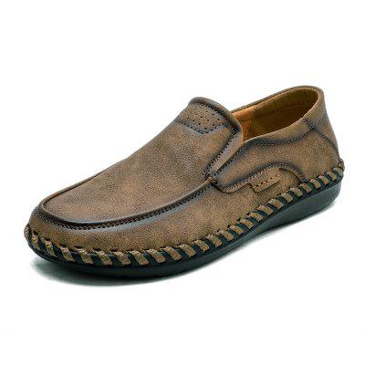 Men Trendy Breathable Anti-slip Casual Shoes
