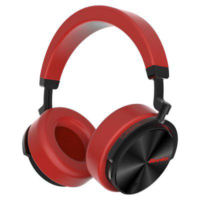 Bluedio T5 Wireless Bluetooth Headphone with Microphone bluedio t2 bluetooth4 1 wireless stereo headphone red