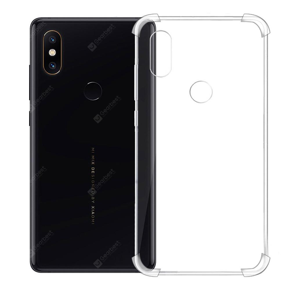 leeHUR Transparent Phone Case for Xiaomi Mi Mix 2S