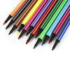Deli 7065 Washable Watercolor Pen 12PCs - COLORMIX