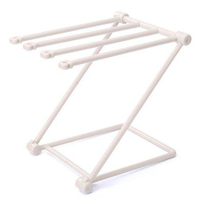 YSY - 441 Foldable Kitchen Rags Rack