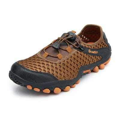 Men Trendy Outdoor Breathable Anti-slip Casual Shoes