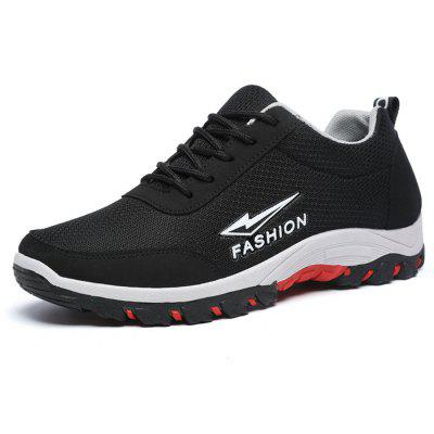 Outdoor Leisure Breathable Anti-slip Athletic Shoes