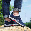 Outdoor Leisure Breathable Anti-slip Athletic Shoes - LAPIS BLUE