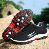 Outdoor Leisure Breathable Anti-slip Athletic Shoes - BLACK