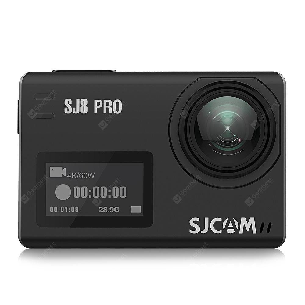 ChinaBestPrices - Original SJCAM SJ8 Pro Dual Touch Screen WiFi Action Camera